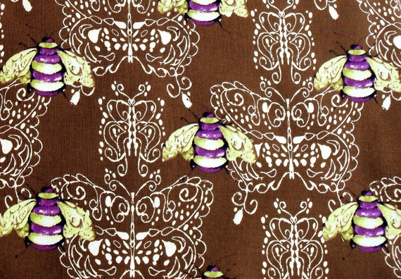 RESERVED FOR Margaret - 1 Yard of Tina Givens for Westminster Fabrics Pattern TG43 Cloe's Imagination Fabric.