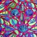 "2 Yards of Carla Miller ""Shells"" CM13 for Rowan Fabrics"