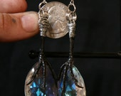 european starlette feet with swarovski crystal gem