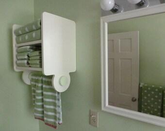 1213 Nels Towel Shelf