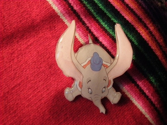 Disney Dumbo Brooch