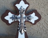 Hand Painted crosses
