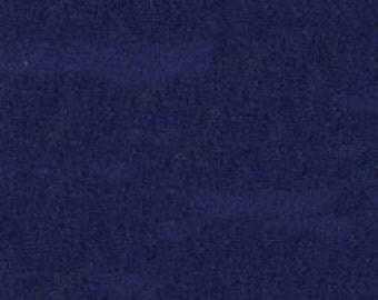 Navy Anti-Pill Fleece from David Textiles