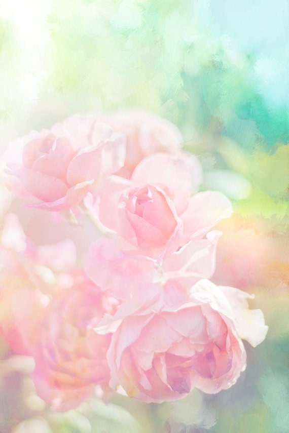 Pink Roses photo Paste...