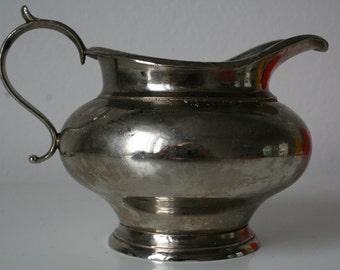 Silver plated German Antique Gerhardi & Co jug