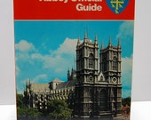 Westminster Abbey Official Guide  -  Architecture, Abby, Church, Gothic