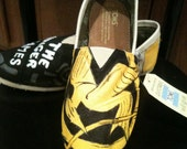 The Hunger Games Toms- Custom Made