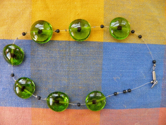 Murano Artisan Glass Necklace, from the workshop of Marina & Susanna Sent