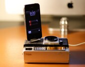 iPhone charger / dock from vintage camera - The Coolest Point & Shoot