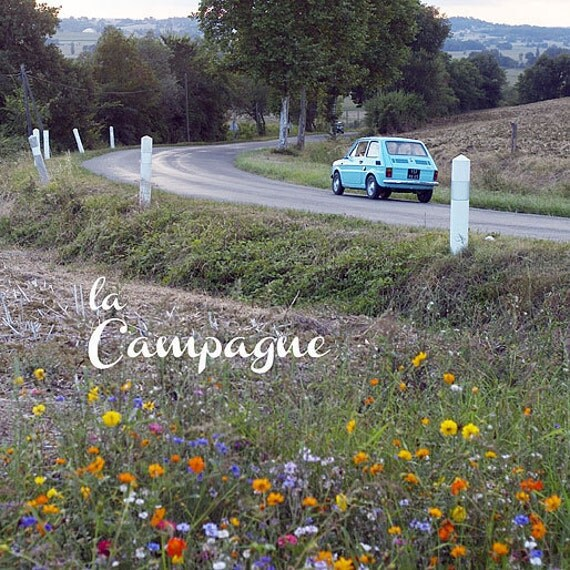 Items similar to french vintage home decor la campagne french countryside southwest france - Home decoration campagne ...