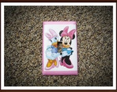 Daisy Duck and Minnie Mouse Single Light Switch Plate Cover