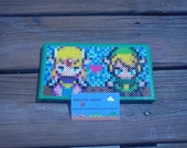 Legend Of Zelda Duct Tape Women's Wallet