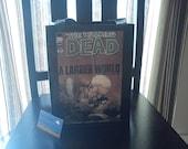 Walking Dead Comic Book Tote