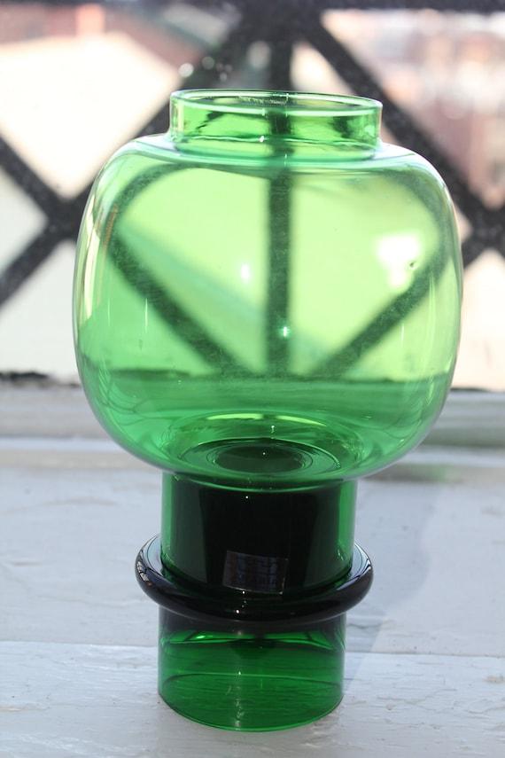 """Retro candle holder - design by Heikki Orvola, """"Tuikku"""" candle holder/ lantern by Wartsila Arabia Finland"""