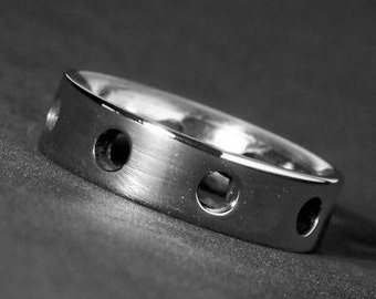 Stainless Steel Ring 12