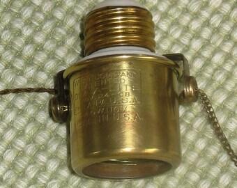 Dim A Lite Light Dimmer by Wirt Company Patented Nov 24, 1908 Philadelphia, PA