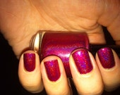 Cranberry Cosmo by Enchanted Polish