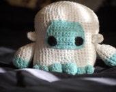 Crochet Yeti (Abominable Snowman)