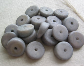 18 Vintage Wedge Shaped Miyuki Beads from Japan