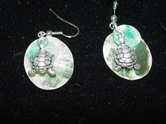 TOO CUTE TURTLES Earrings
