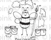 Bee Creative - I Dig Digi Stamp