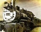 Fine Art Photo Vintage Steam Engine