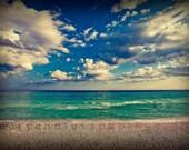 Fine Art Photo Seagrove Beach, The Emerald Coast