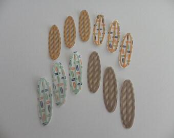Surfboard Die Cuts