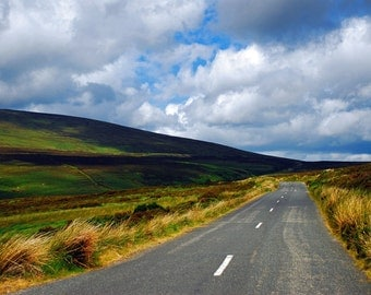 Road To Dublin Photograph