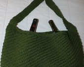 Knit Green Farmers Market bag