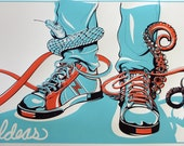 Adobe ideas Poster