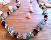 Beautiful Gem Necklace