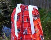 Featuring Georgia Bulldog New Pattern Pillowcase Dress :TD036