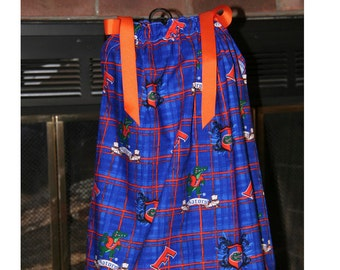 Featuring Florida Gator New Pattern Pillowcase Dress-one 3T ready to ship :TD009