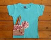 T-shirt pocket Lollipop