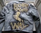 Born This Way Studded Leather Jacket RESERVED FOR EBBACOLBURN