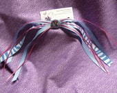 Pony O Ponytail Holder Minnie Mouse Blue Pink
