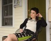 Fashion Vespa Modern Wrap Skirt