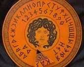 "FREE SHIPPING - Ouija board - Spiritistic board - Talking board ""Medusa the Gorgon"""