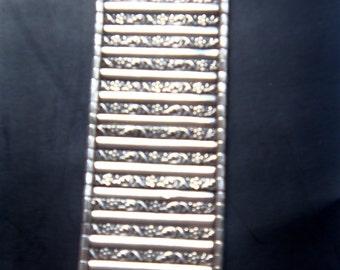 Floral Armor Bracelet