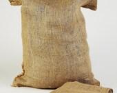 1 All-Natural Eco Burlap Bag