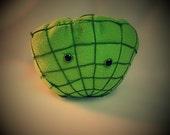 Plush Paraboloid -- Green -- Large
