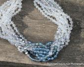 elementals sparkler in winter stream (blue and grey)