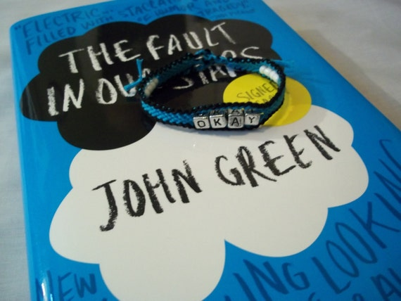The Fault in Our Stars Friendship Bracelet