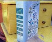 """Decorative Vintage Book -""""Blue Cotton"""""""