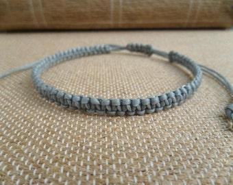 Friendship  Wax Cord Bracelet