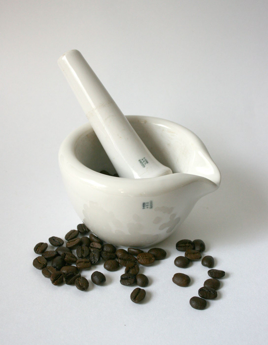 vintage coors mortar and pestle apothecary by