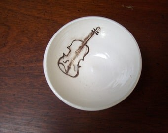little violin bowl