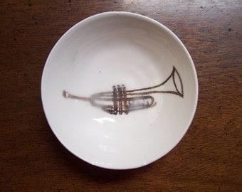 little trumpet bowl