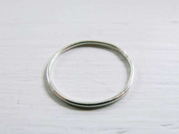 The Super Skinny Ring - Sterling Silver